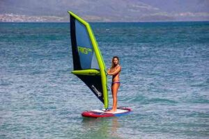 PAMPELONNE PADDLE VOILE 2